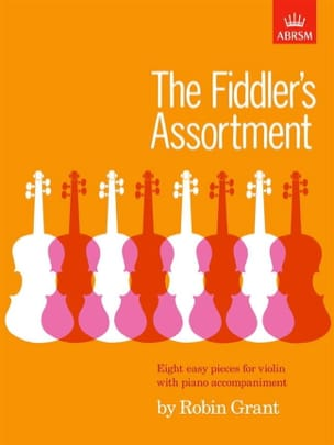 Robin Grant - The Fiddler's Assortment - Partition - di-arezzo.fr
