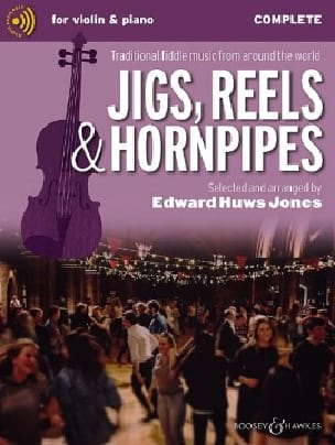 Jones Edward Huws - Jigs, Reels and Hornpipes - Partition - di-arezzo.fr