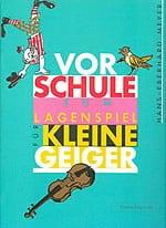 Vorschule zum Lagenspiel für kleine Geiger - laflutedepan.com