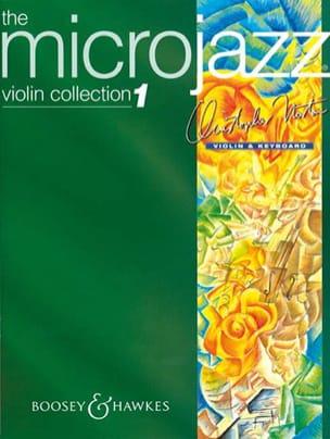 Christopher Norton - Microjazz for Violon - Partition - di-arezzo.fr