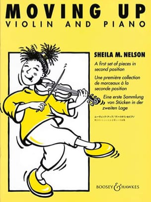 Sheila M. Nelson - Moving up - Sheet Music - di-arezzo.co.uk