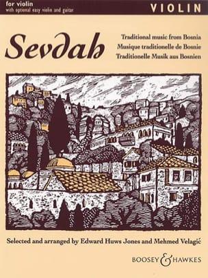 Huws Jones Edward / Velagic Mehmed - Sevdah - Violin - Sheet Music - di-arezzo.co.uk