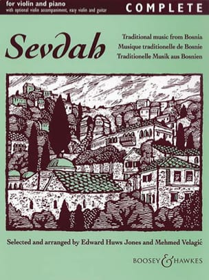 Huws Jones Edward / Velagic Mehmed - Sevdah - Complete - Sheet Music - di-arezzo.com