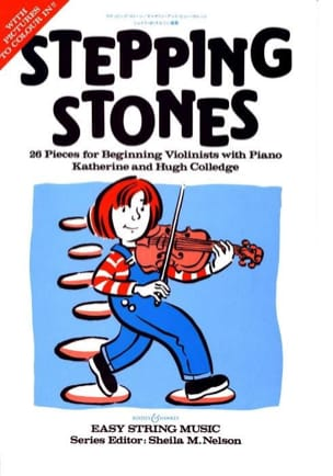 - Stepping Stones - Violin and Piano - Sheet Music - di-arezzo.co.uk
