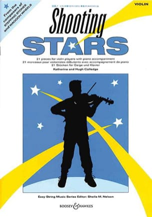 Shooting Stars - Violon et Piano Partition Violon - laflutedepan