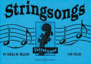 Stringsongs for Violon - Sheila M. Nelson - laflutedepan.com