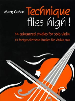 Mary Cohen - Flies High Technique! - Sheet Music - di-arezzo.co.uk
