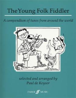 The Young Folk Fiddler Paul de Keyser Partition Violon - laflutedepan