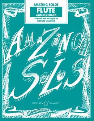Amazing Solos - Flute et Piano - Howard Harrison - laflutedepan.com