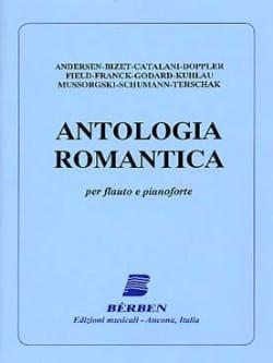 - Antologia Romantica – Flauto pianoforte - Partition - di-arezzo.fr