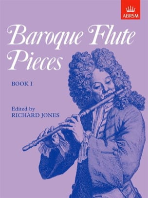 - Baroque Flute Pieces - Volume 1 - Partition - di-arezzo.fr