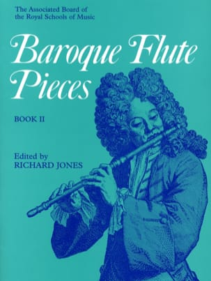 - Baroque Flute Pieces - Volume 2 - Partition - di-arezzo.fr