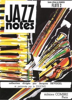 Jazz Notes Volume 2 - Flûte - laflutedepan.com