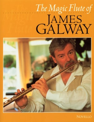 The Magic Flute of James Galway Partition laflutedepan
