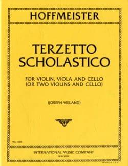 Terzetto scholastico -Parts - laflutedepan.com