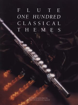 - 100 Classical Themes for Flute - Partition - di-arezzo.fr