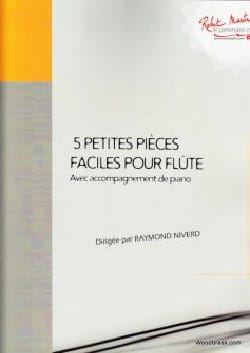 - 5 Easy Small Pieces for Flute - Sheet Music - di-arezzo.co.uk