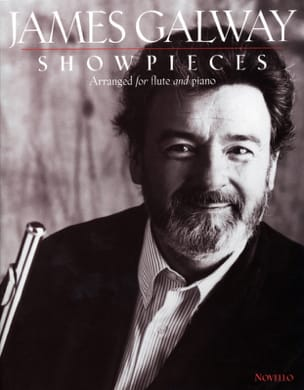 James Galway - James Galway Showpieces - Partition - di-arezzo.fr
