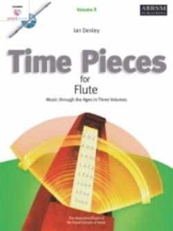 - Time Pieces - Volume 3 - Piano Flute cd - Sheet Music - di-arezzo.com