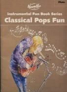 Barrie Carson Turner - Classical pops fun - Clarinet Ten. Sax - Partition - di-arezzo.fr