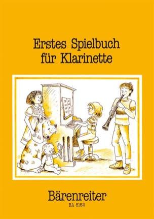 Haydn Michael / Kühr Dieter - Erstes Spielbuch für Klarinette - Partition - di-arezzo.fr