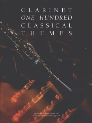 100 Classical Themes for Clarinet - Sheet Music - di-arezzo.co.uk