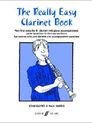 The really easy B Clarinet Book - laflutedepan.com