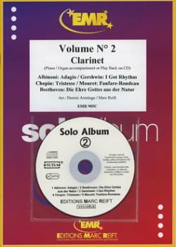 Solo Album - Volume 2 - Clarinette laflutedepan