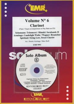 Solo Album - Volume 6 - Clarinette laflutedepan