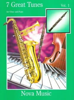 7 Great Tunes –Oboe - Volume 1 - Duncan Reid - laflutedepan.com