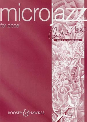 Microjazz for Oboe Christopher Norton Partition laflutedepan