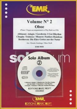 Armitage Dennis / Reift Marc - Solo Album - Volume 2 - Oboe - Sheet Music - di-arezzo.com