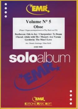 - Solo Album - Volume 5 –Oboe - Partition - di-arezzo.fr