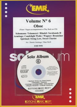 Solo Album - Volume 6 –Oboe - Partition - laflutedepan.com
