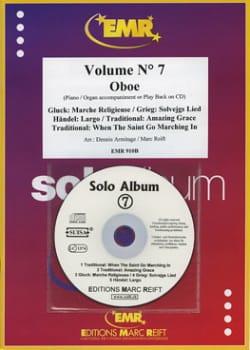 Solo Album - Volume 7 -Oboe - Partition - laflutedepan.com