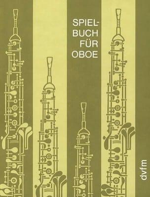 Spielbuch für Oboe - Rüdiger Schwarz - Partition - laflutedepan.com