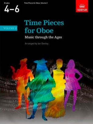 Time pieces for Oboe - Volume 2 Ian Denley Partition laflutedepan