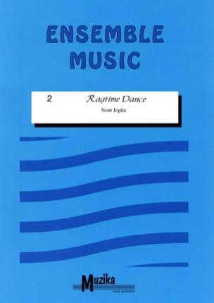 Scott Joplin - Ragtime Dance -Ensemble - Partition - di-arezzo.fr