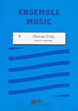 Pizzicato Polka -Ensemble Johann et Joseph Strauss laflutedepan