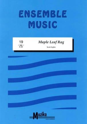 Scott Joplin - Maple leaf rag -Ensemble - Partition - di-arezzo.fr