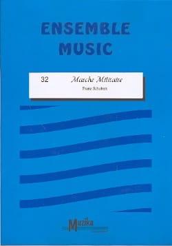 Franz Schubert - Marche militaire -Ensemble - Partition - di-arezzo.fr