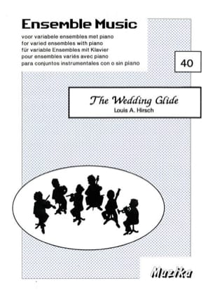 Louis A. Hirsch - The Wedding Glide - Together - Sheet Music - di-arezzo.com
