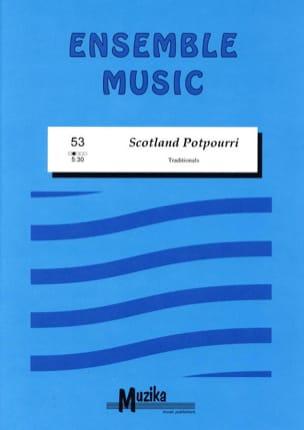 Scotland potpourri Traditionel Partition ENSEMBLES - laflutedepan