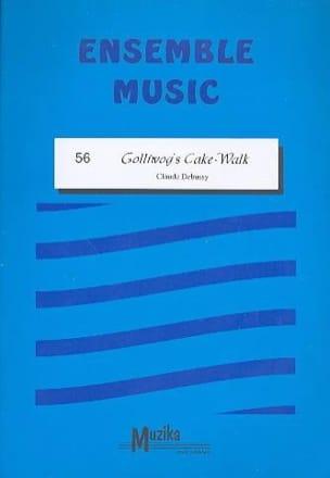 Golliwog's Cake-Walk -Ensemble - DEBUSSY - laflutedepan.com