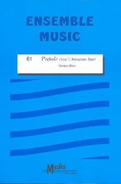 Prélude from L' Arlésiennne Suite -Ensemble - laflutedepan.com