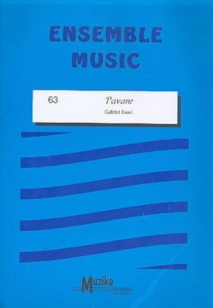 Gabriel Fauré - Pavane - Together - Sheet Music - di-arezzo.com
