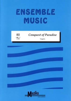 Vangelis - Conquest of Paradise - Together - Sheet Music - di-arezzo.com