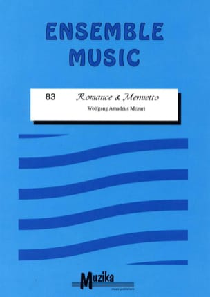 MOZART - Romance - Menuetto from Eine kleine Nachtmusik - Together - Sheet Music - di-arezzo.co.uk