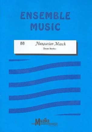 BERLIOZ - Hungarian March - Sheet Music - di-arezzo.com