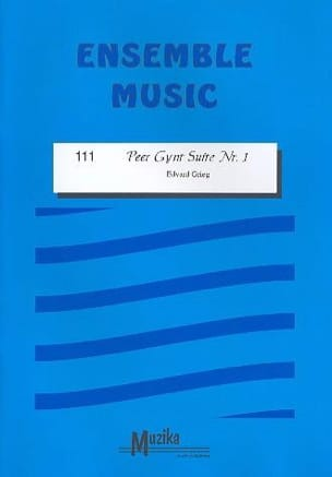 Edvard Grieg - Peer Gynt Suite Nr. 1 - Together - Sheet Music - di-arezzo.com